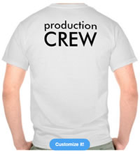 Film and Staff Tees