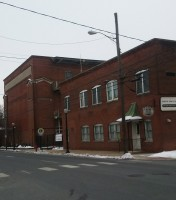 Two Historical Tobacco Warehouses in Pennsylvania Film Location