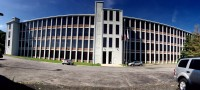 Vacant Commercial Office  Building Film Location Yonkers New York