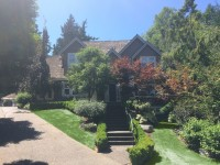 South Surrey, BC Residential Home with Pool and Greenbelt