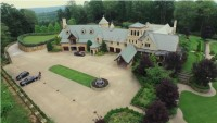Ohio 1939 30 Room Estate Mansion Film Location with Many Production Opportunities