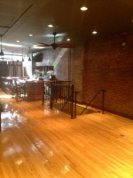 Brooklyn New York Bar Space and Salon Combo Film Location Rental