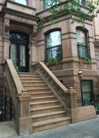 Furnished Manhattan Brownstone Film Location Rental