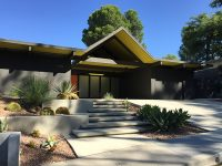 Los Angeles Mid Century Home Granada Hills Film Location