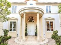 Luxury Vacant Bel Air Mansion Filming Location Rental Los Angeles County