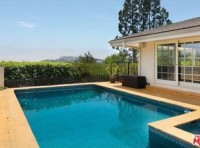 Beautiful Home in Bel Air Brentwood area with Views Film Location Rental