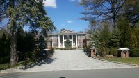 Versitile Bergen County New Jersey Colonial Mansion Estate 20 miles from NYC