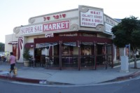 Encino Specialty Supermarket film location rental