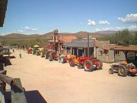 Gammons Gulch Arizona Movie Set