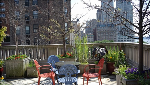 Manhattan Terraces location Rental