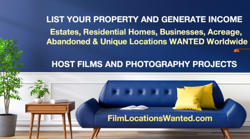 film locations wanted homes2
