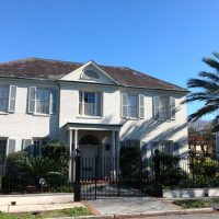 New Orleans Louisiana Older Grand Home