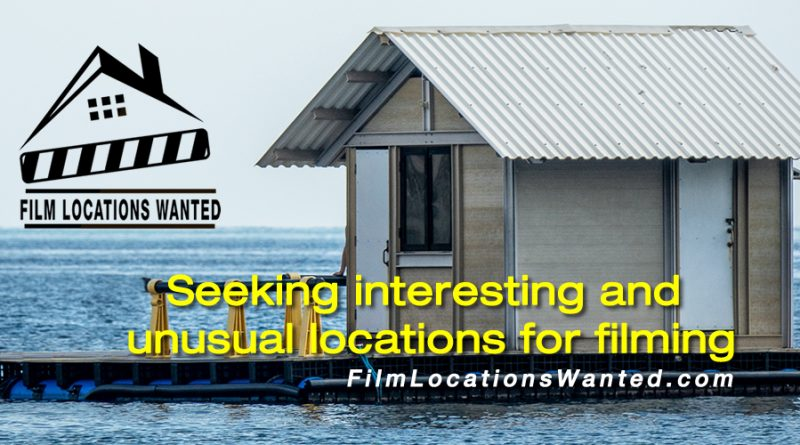 iist unique house film location rentals