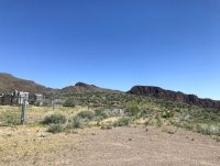 Palisade Nevada Historical Town Cemetery