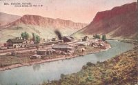 Palisade Nevada the town that faked the wild west