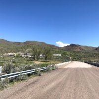 1868 - Historical Town of Palisade, Nevada 150 Acres