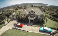 La Costa Mansion - Carlsbad California