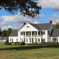 North Carolina Mansion 150 Acres of Production Options