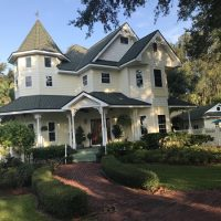 Florida Island Estate on the Edge of Terraceira Bay - Old Style Florida Location Victorian Style Home