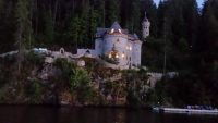 North Idaho Castle Von Frandsen Filming Location Rental