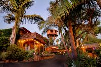 San Diego Tropical Ranch Home