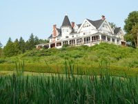 Tudor Country Fly Fishing Lodge & Manor in Caledon Ontario