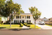 Colonial House in Newport Beach