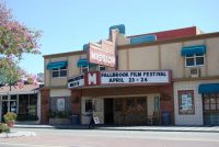 San Diego Historical Movie Theater Film Location